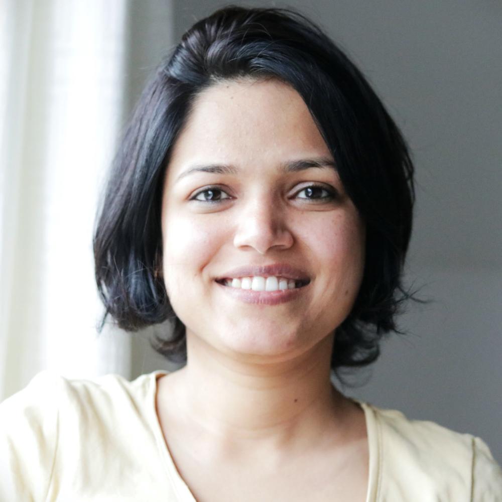 Photo of Gargee Thakkur