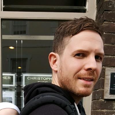 Photo of Jamie Cooper