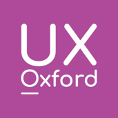 Logo for UX Oxford